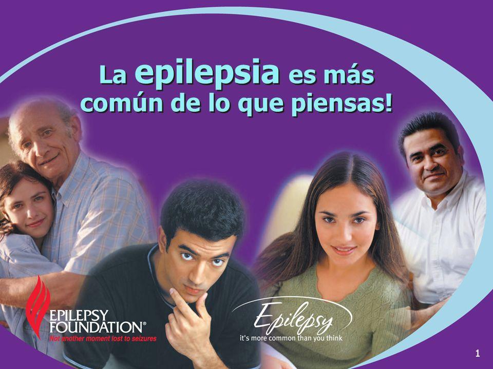1 La epilepsia es más común de lo que piensas!