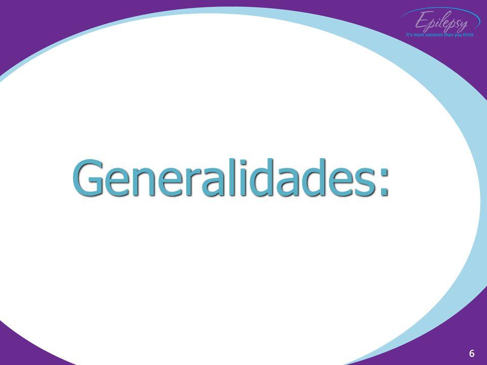 6 Generalidades: