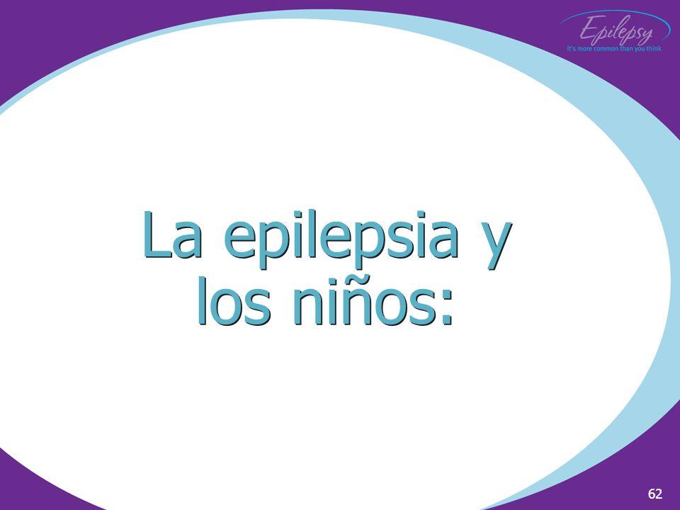 62 La epilepsia y los niños: