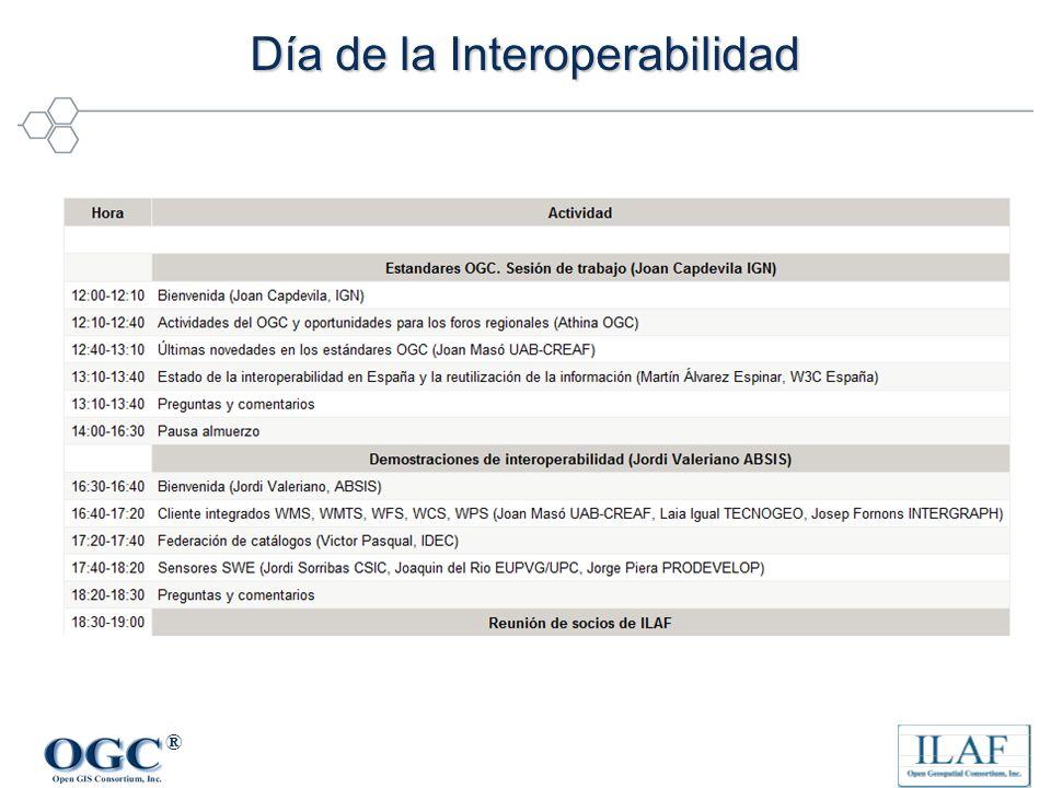 ® Día de la Interoperabilidad