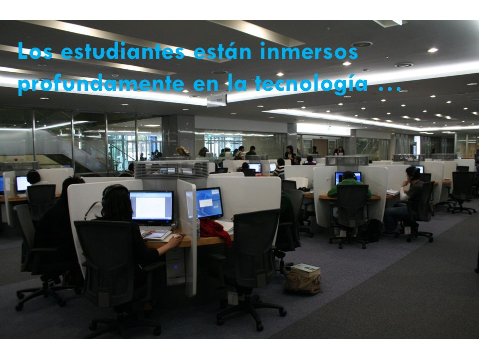 Esperan que las bibliotecas les ofrezcan una experiencia multimedia