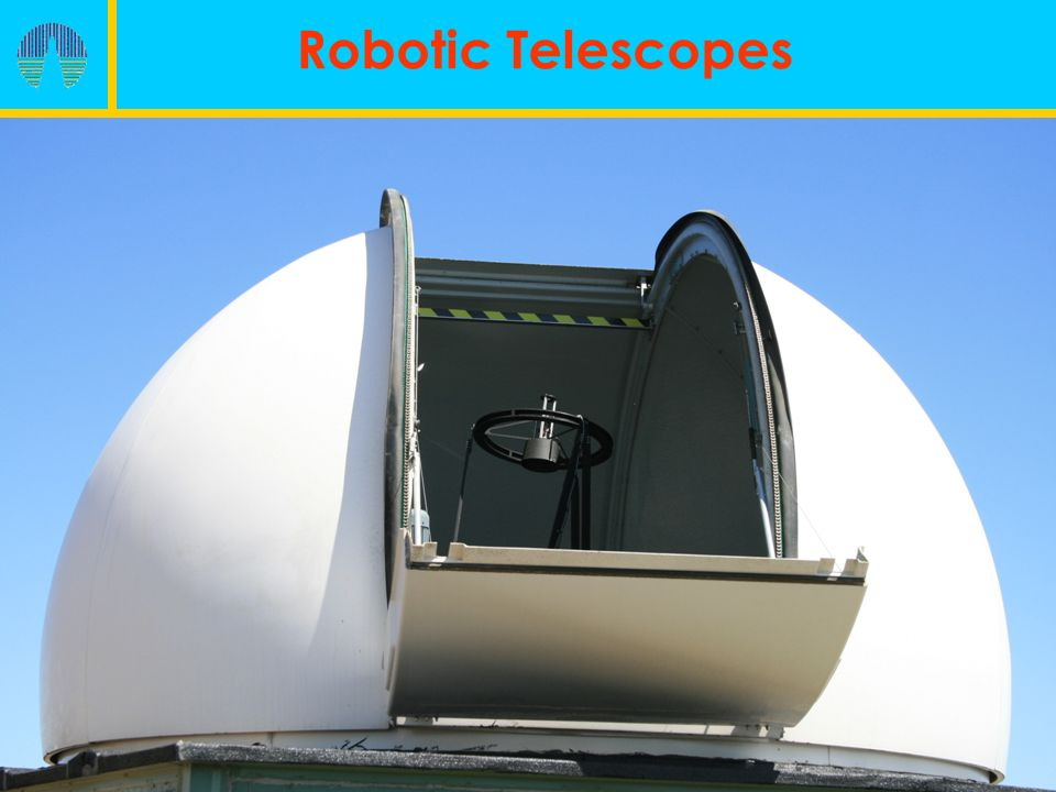 Robotic Telescopes FEATURES