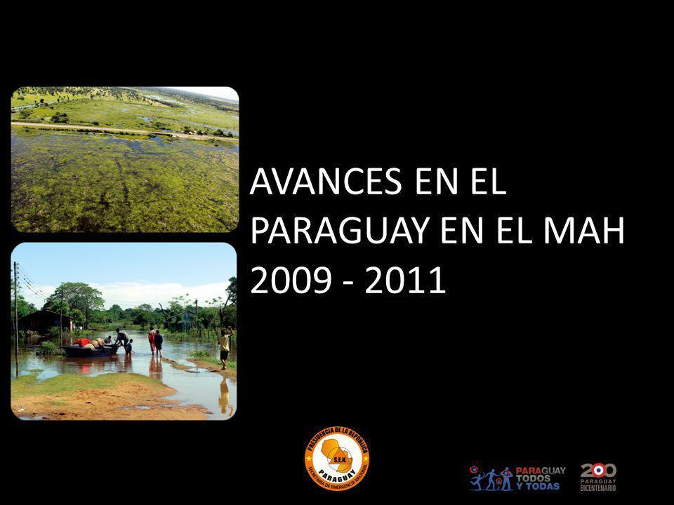 La incorporación de la Gestión de Riesgos de Desastres como tema transversal en el Plan Paraguay para Todos y Todas.