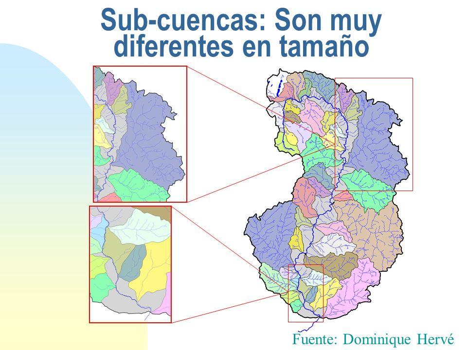 Provincia de Yauyos, Zona Andina, Perú Fuente: Dominique Hervé