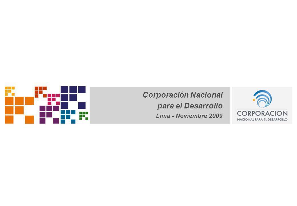 www.cnd.org.uy Uruguay Fomenta Corporación Nacional para el Desarrollo (CND) Persona pública no estatal, creada por Ley N°15.785 de diciembre 1985 QUIENES SOMOS Las relaciones con terceros se realizan bajo el derecho privado Es una institución transversal a todos los sectores de la economía