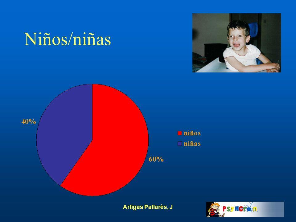 Artigas Pallarès, J Niños/niñas