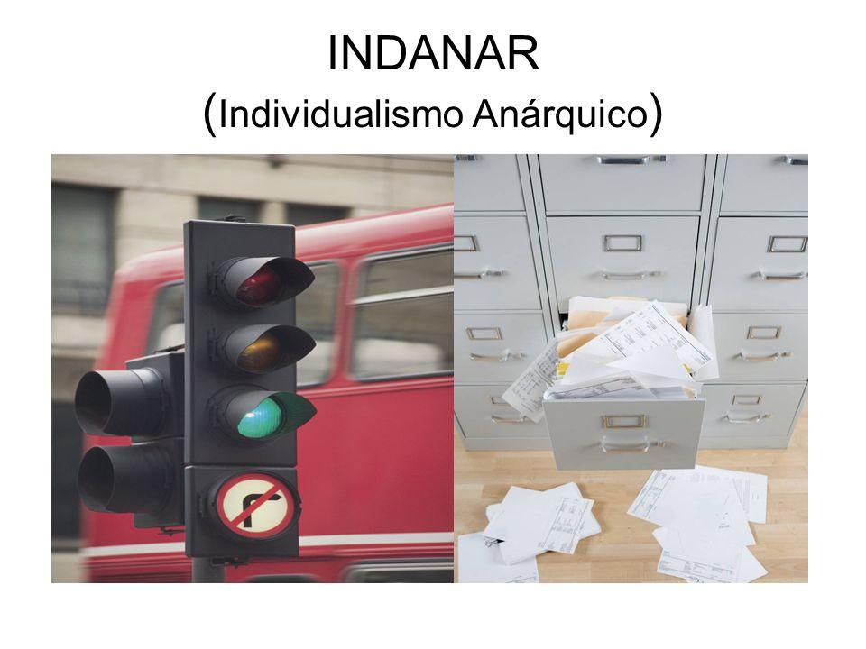 INDANAR ( Individualismo Anárquico )