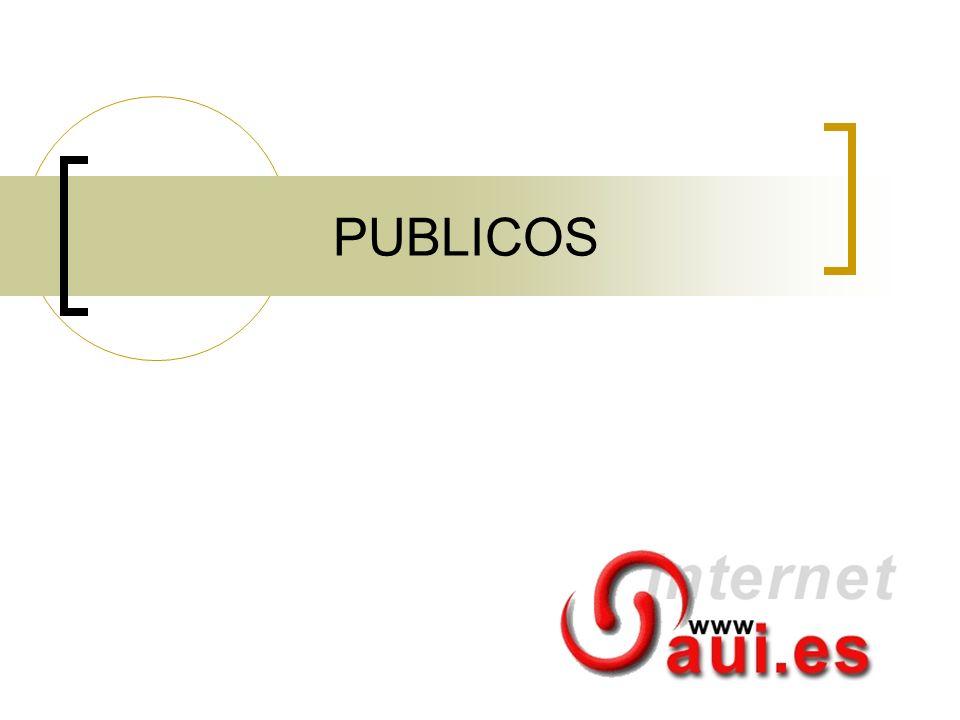 PUBLICOS