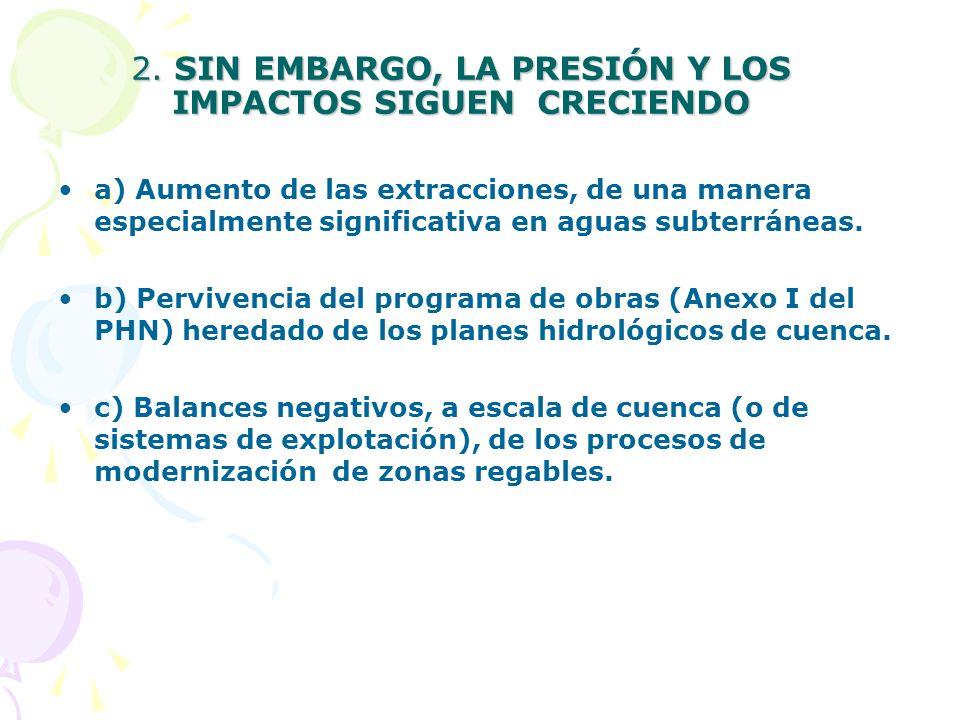 CALENDARIO DE TRABAJOS (DMA) MÁS INMEDIATOS Delimitación de la Demarcación Hidrográfica Identificación y caracterización de las masas de agua Categorí