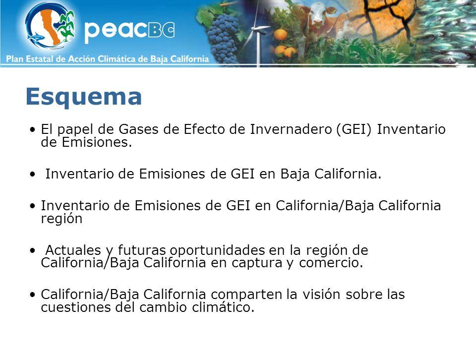 La función de un inventario de emisiones de GEI Un inventario de emisiones de GEI es un sistema transparente, coherente, comparable, exhaustivo y preciso que identifica y cuantifica las principales fuentes de Gases de Efecto Invernadero de un país, y también de una región.