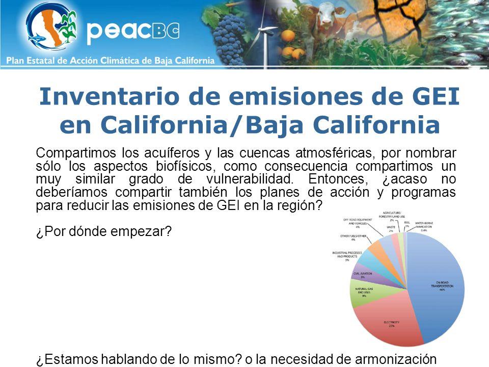 Oportunidades actuales en la región California/Baja California en captura y comercio El Mecanismo de Desarrollo Limpio del Protocolo de Kyoto.