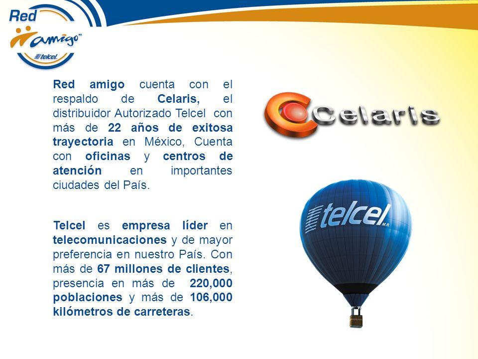 Telcel es empresa líder en telecomunicaciones y de mayor preferencia en nuestro País. Con más de 67 millones de clientes, presencia en más de 220,000