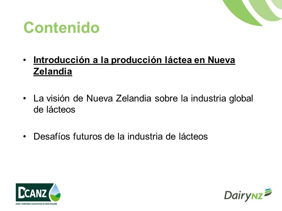 Confidential to Fonterra Nueva Zelandia es el octavo productor de leche en el mundo Total de producción mundial de leche (2009) – 680 millones de toneladas