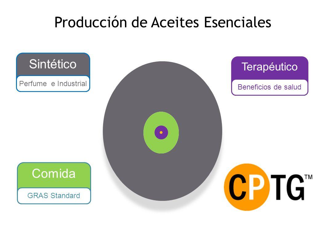 Terapéutico Beneficios de salud Sintético Perfume e Industrial Comida GRAS Standard Producción de Aceites Esenciales