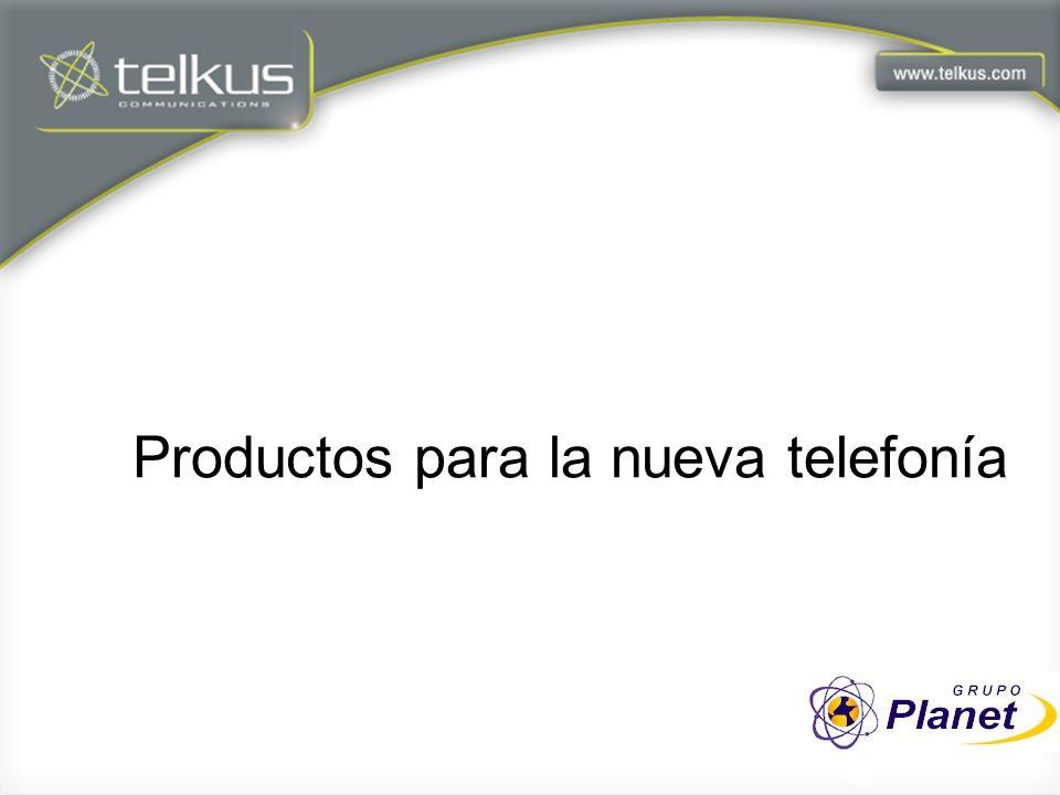 Productos para la nueva telefonía