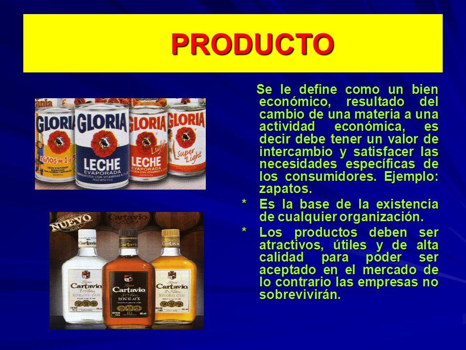 PRODUCTIVIDAD PARCIAL Es la razón entre la cantidad producida y un solo factor.