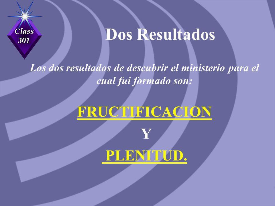 Class 301 ¡PRECAUCIONES ACERCA DE LOS DONES ESPIRITUALES.