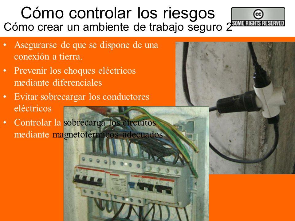 Cómo controlar los riesgos Cómo crear un ambiente de trabajo seguro 1 Bloquear y señalizar los circuitos (TAKE 5) KONE permite las verificaciones y aj