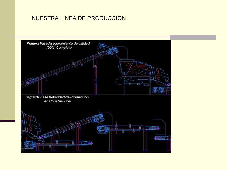 NUESTRA LINEA DE PRODUCCION