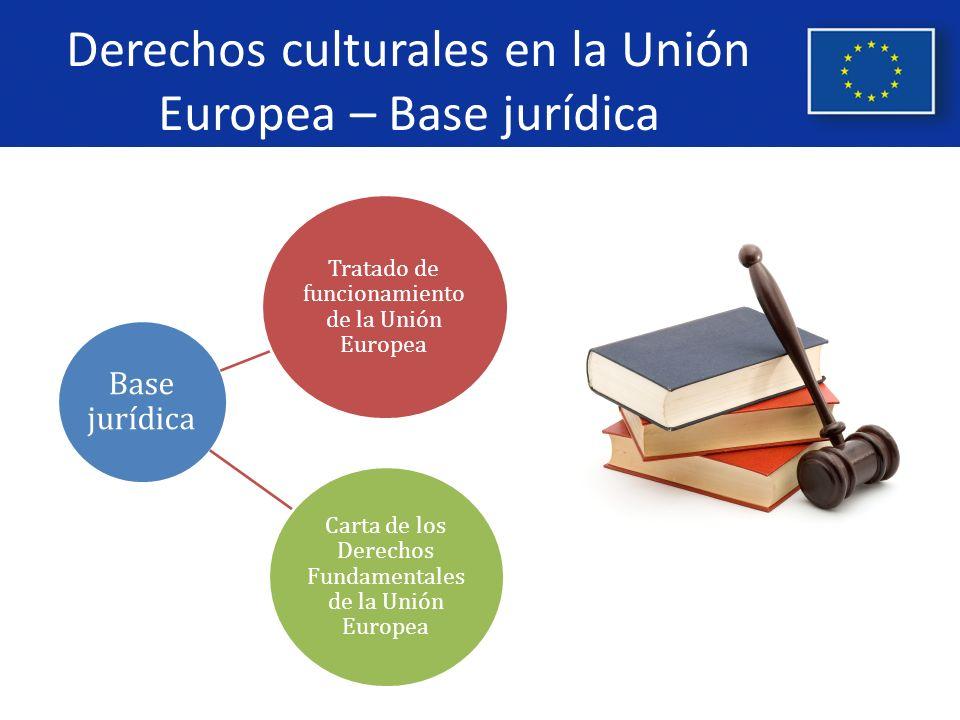 Tratado de Funcionamiento de la Unión Europea Título XIII 2.