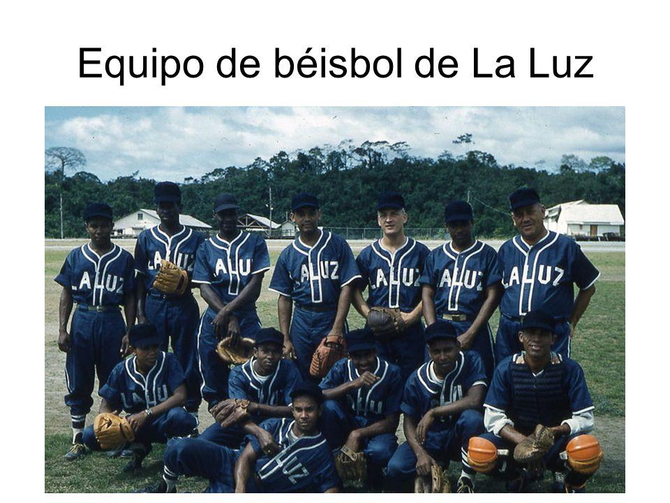 Equipo de béisbol de La Luz