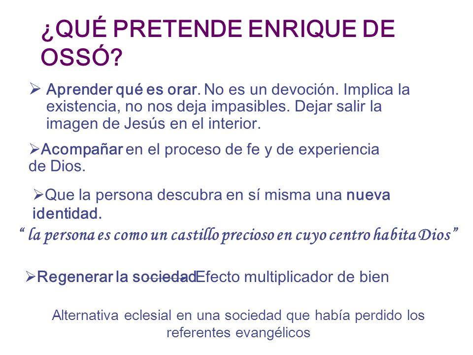 EL CUARTO DE HORA DE ORACIÓN Es un instrumento que hay en todos los Colegios teresianos desde el nacimiento de la Compañía de Santa Teresa de Jesús. N