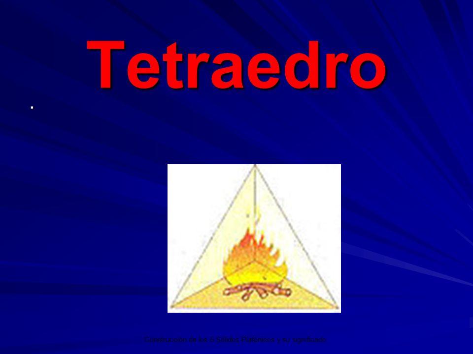 Tetraedro.