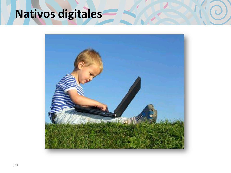 Nativos digitales 28
