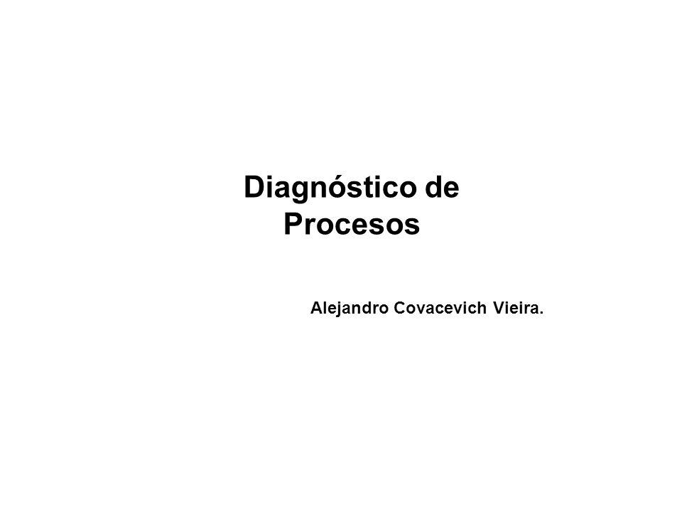 Diagnóstico de Procesos Alejandro Covacevich Vieira.