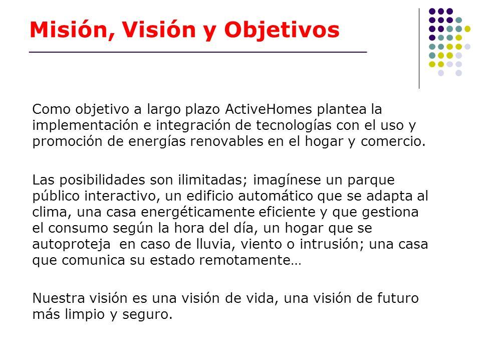 Situación actual y perspectivas futuras _________________________________________________________________ La Domótica ya no se percibe como algo futurista sino como un nuevo servicio en alza con grandes perspectivas.