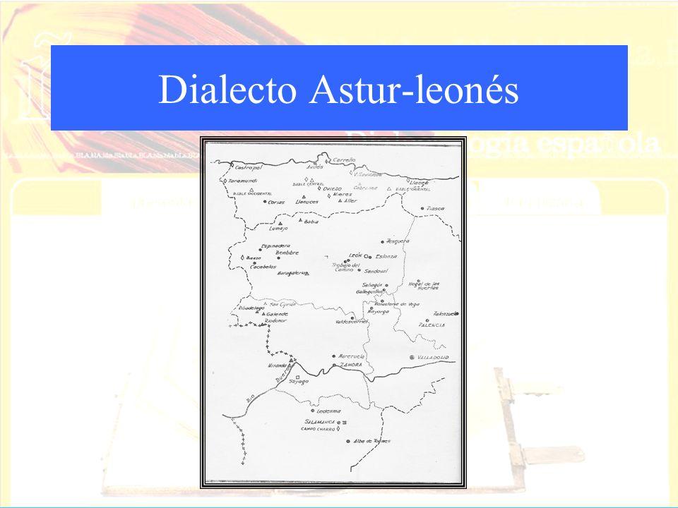 Dialecto Astur-leonés