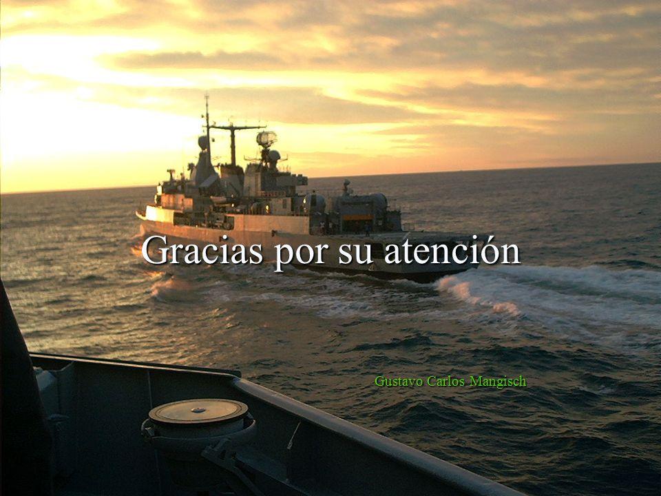 Gustavo Carlos Mangisch Gracias por su atención
