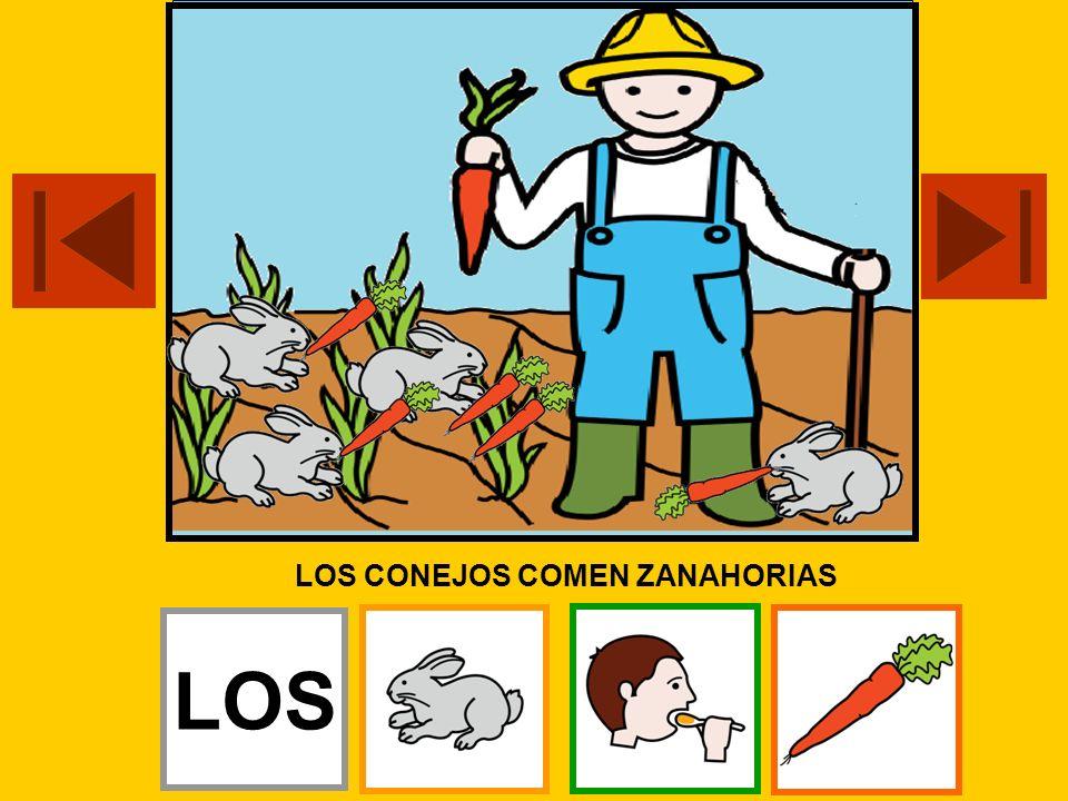 EL SEÑOR PONDIO CUIDA DE LOS ANIMALES ELDE LOS