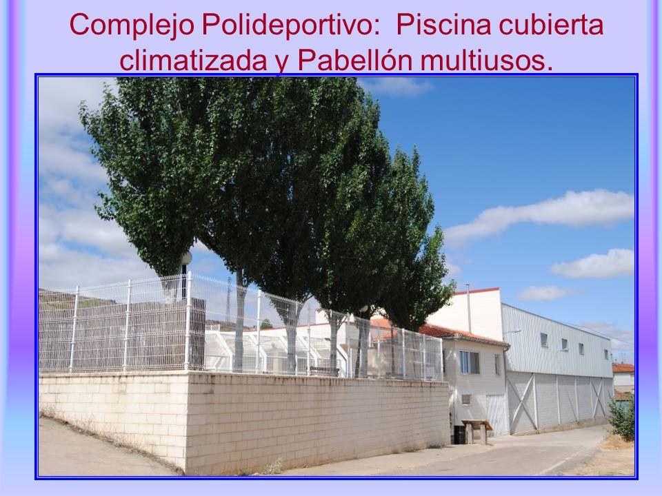 Iglesia: Abside y Torre / Campanario