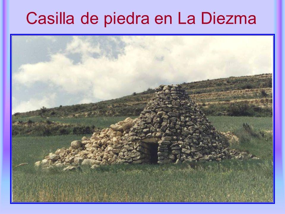 Pilón o Pilar de San Antón Pórtico de la Ermita de Samangos