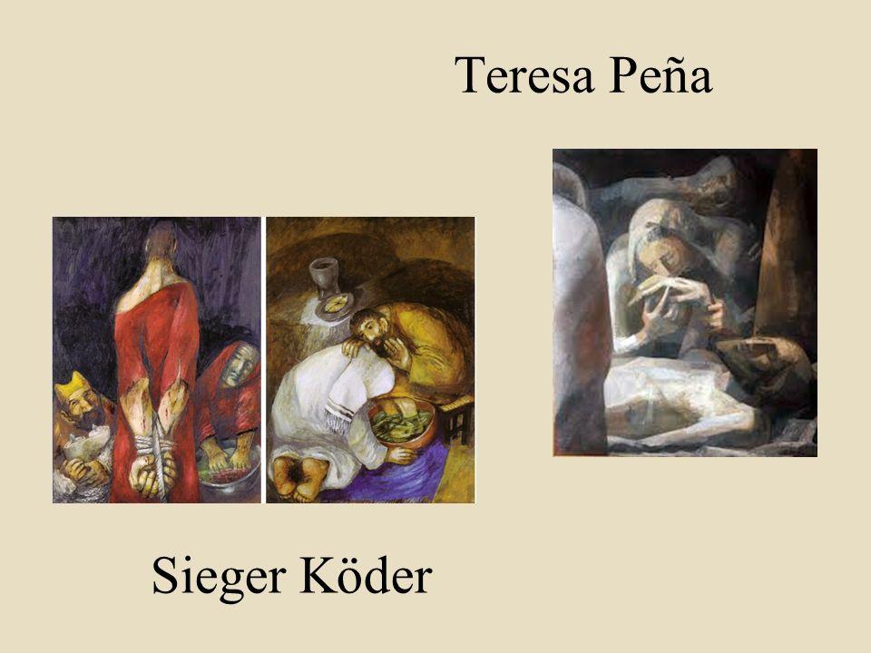 Teresa Peña Sieger Köder