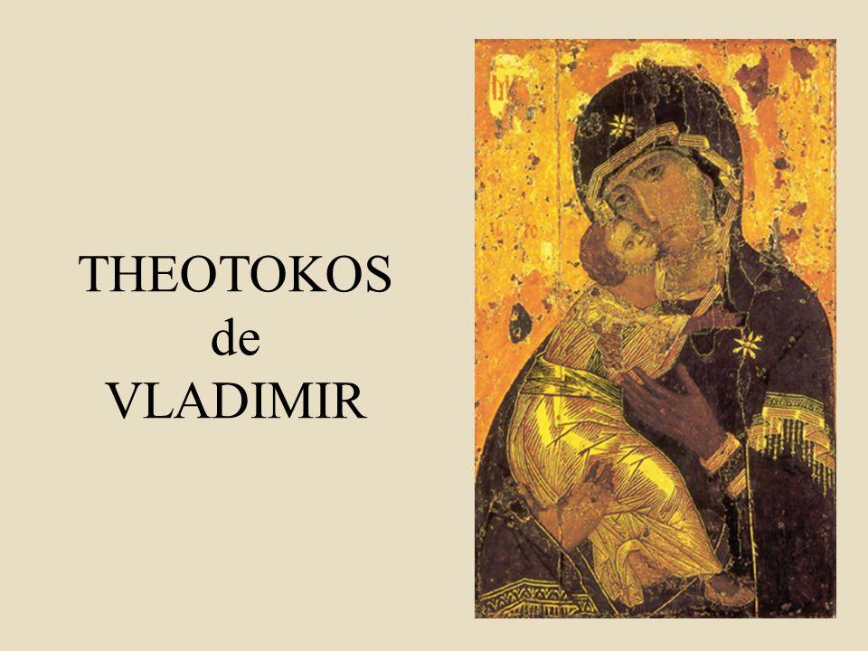THEOTOKOS de VLADIMIR