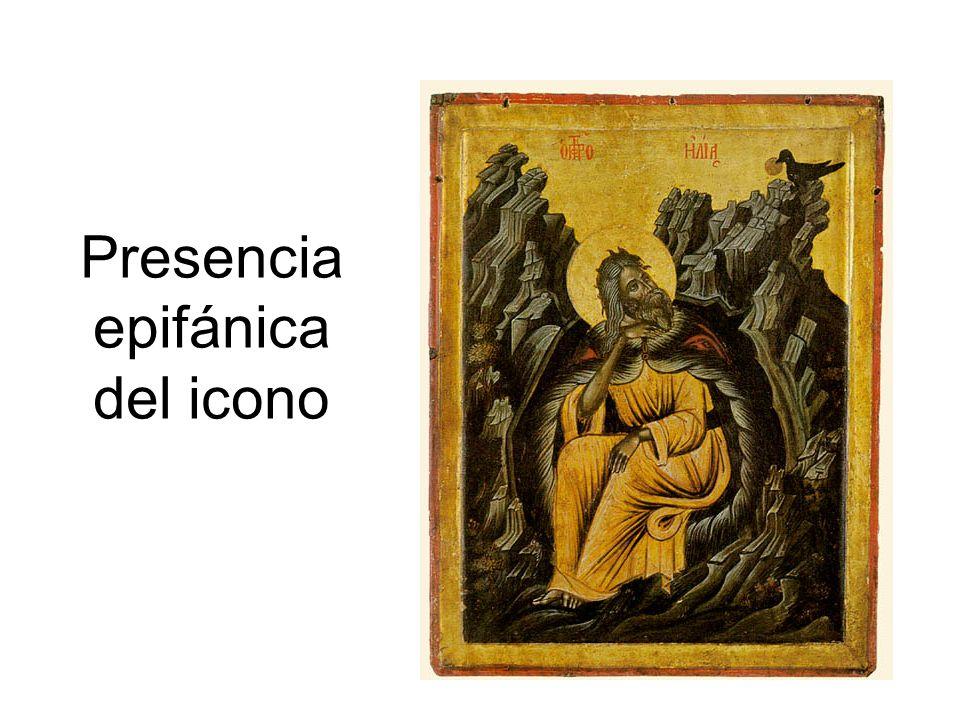 Presencia epifánica del icono