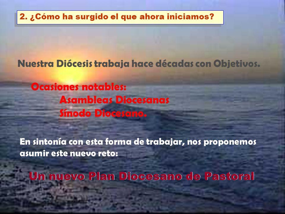 4 UN TEMA DE ESTUDIO LA VIVENCIA Y LA TRANSMISIÓN DE LA FE 5 6 ACTIVIDADES DE LAS DELEGACIONES Y SECRETARIADOS ENCUENTROS PARROQUIALES, ARCIPRESTALES, DE VICARÍA Y DIOCESANOS