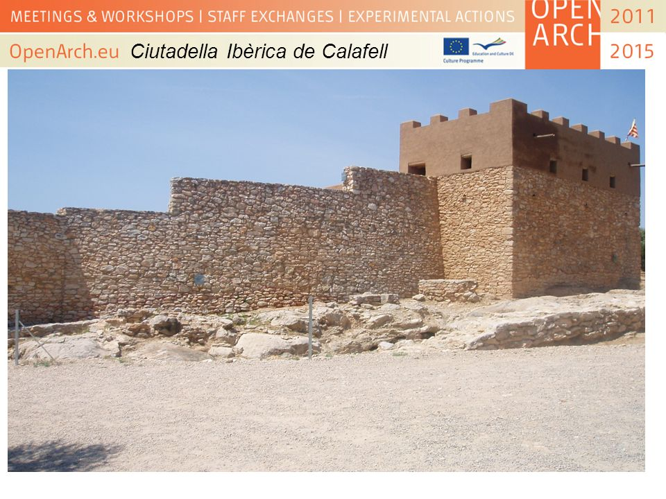 CONTACTO: cmasriera@calafell.org mgomez@calafell.org