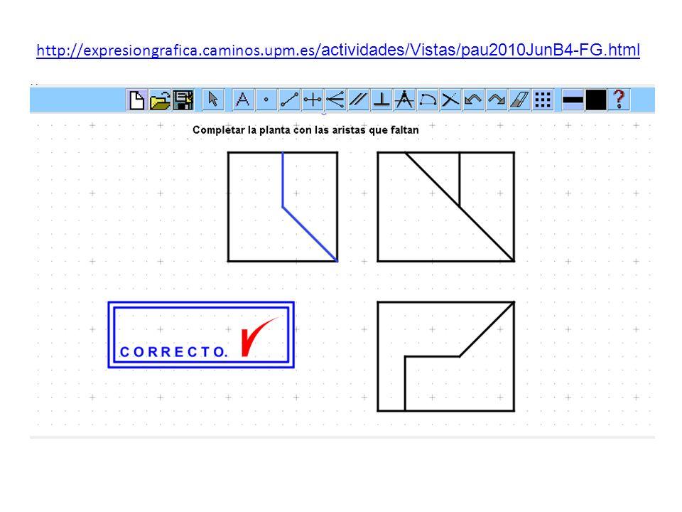 http://expresiongrafica.caminos.upm.es/ actividades/Vistas/pau2010JunB4-FG.html