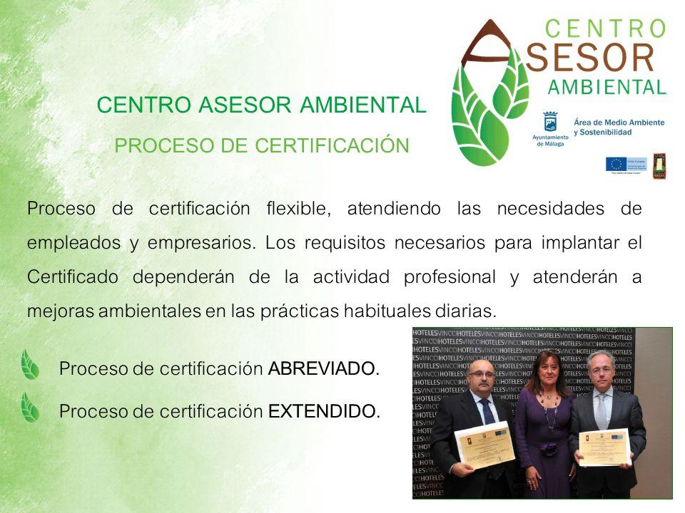 Proceso de certificación flexible, atendiendo las necesidades de empleados y empresarios. Los requisitos necesarios para implantar el Certificado depe