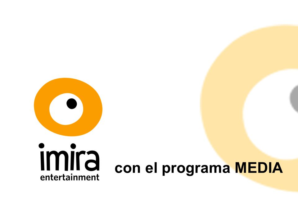 Las cuantías varían entre: Mínimo: 10.000 Euros Máximo: 60.000 Euros (80.000 Euros máximo para largos de animación para cine) APOYO AL DESARROLLO DE PROYECTOS INDIVIDUALES ¿Qué tipo de ayuda obtuvimos.