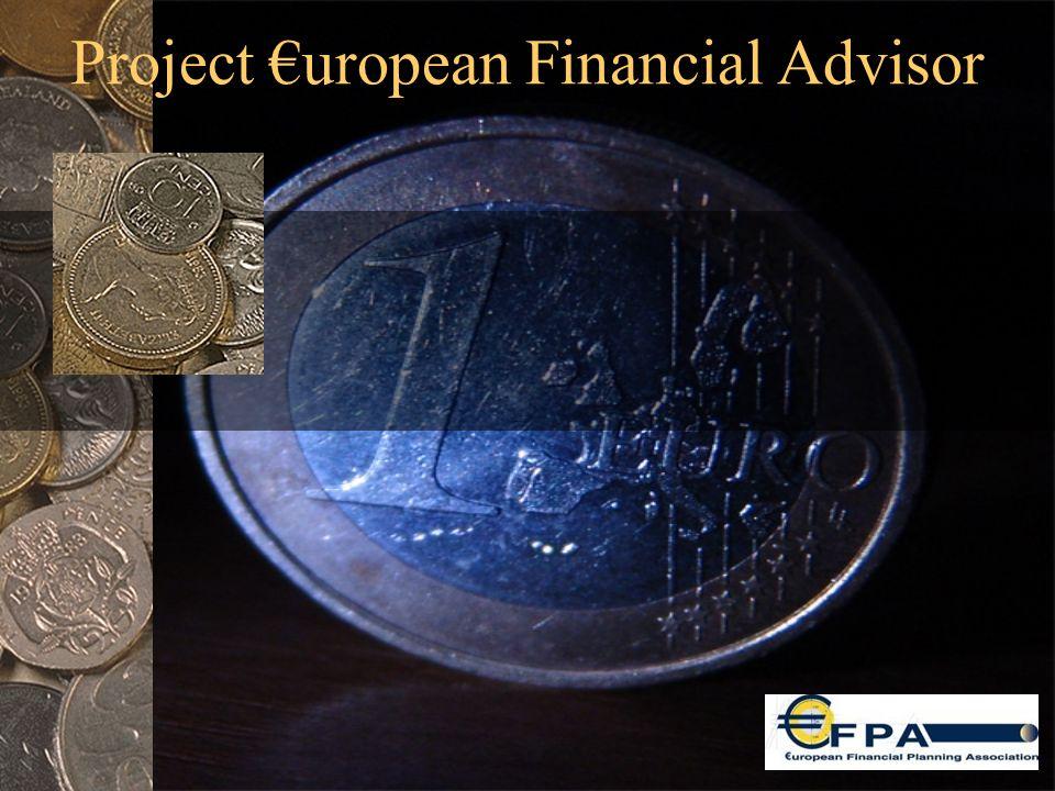Project uropean Financial Advisor