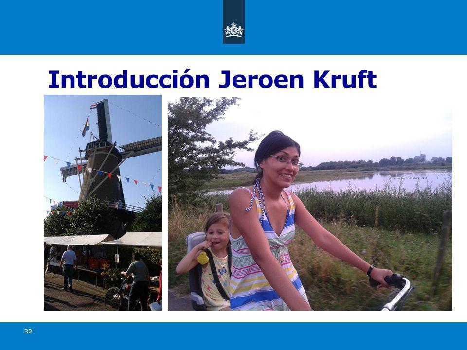32 Introducción Jeroen Kruft