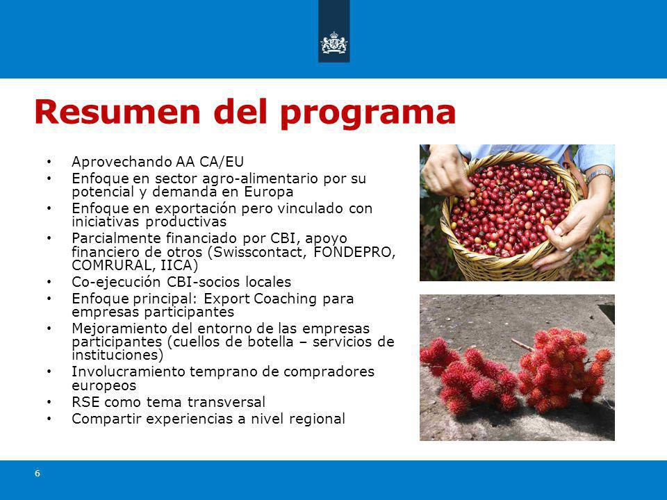 PRESENTATION AUDIT MISSIONS FORMAT:4 BRIEF INTRODUCTIONS, FOLLOWED BY PANEL DISCUSSION FRESH FRUITS AND VEGETABLES- PIET SCHOTEL FOOD INGREDIENTS – MARTIN BUCKLE COFFEE AND COCOA – JEROEN KRUFT PROCESSED FRUITS & HONEY – REINDERT DEKKER
