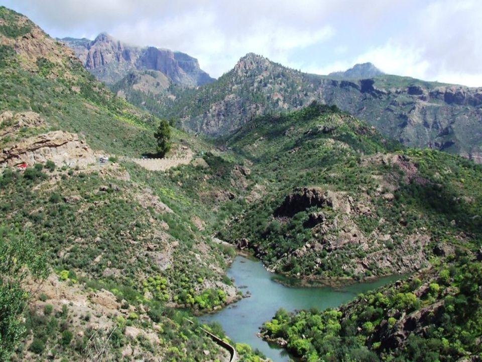 Gran Canaria tras las últimas lluvias