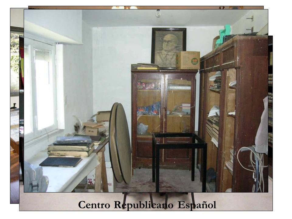 Archivo Histórico Municipal Roberto Barili Archivo particular Teodoro J. Bronzini Centro Asturiano Club Español Centro Republicano Español