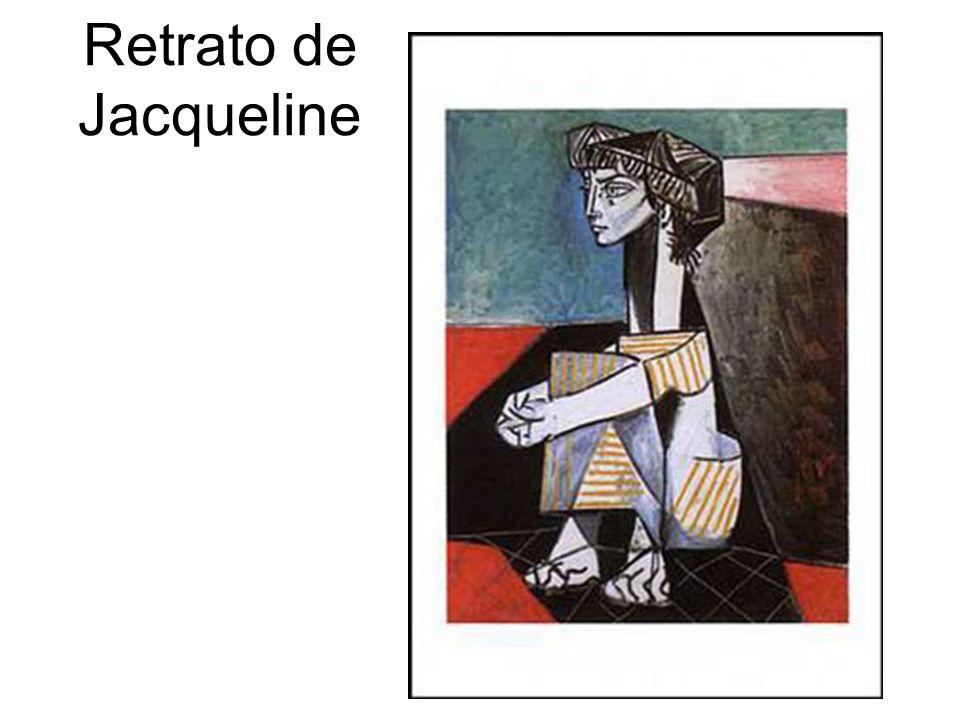 Retrato de Jacqueline
