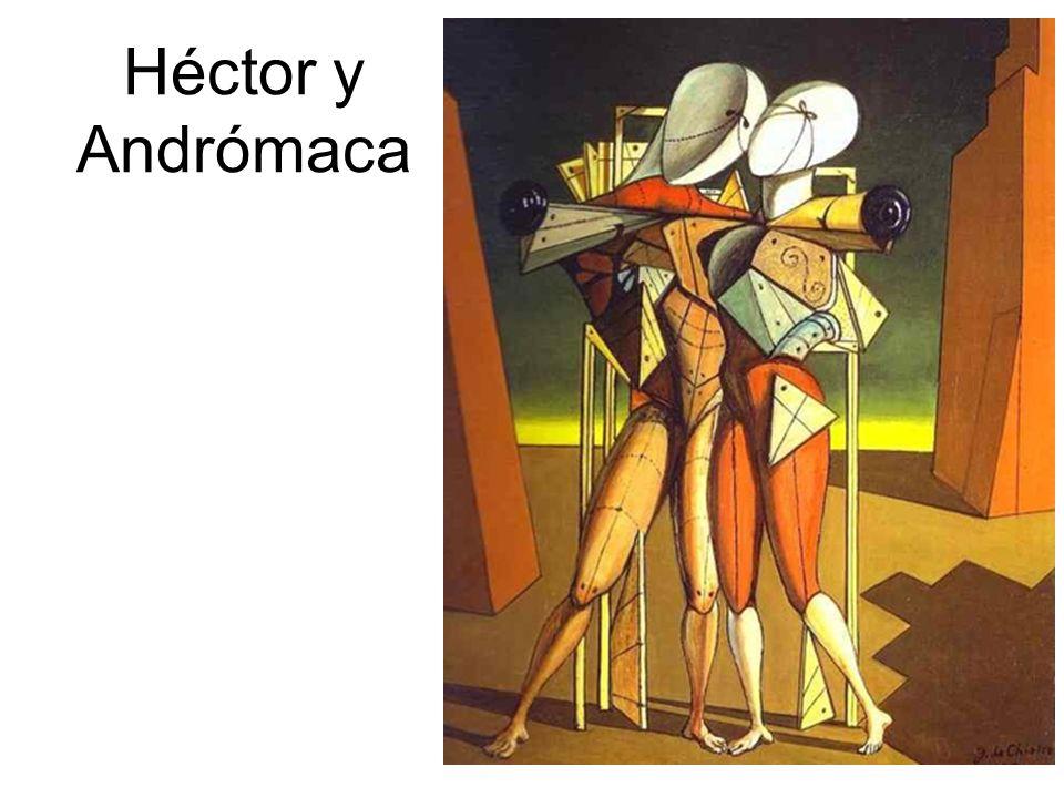 Héctor y Andrómaca